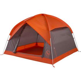 Big Agnes Dog House 4 Telt, grå/orange